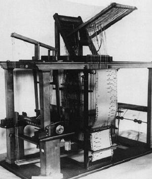 jacquard loom hindi computer history